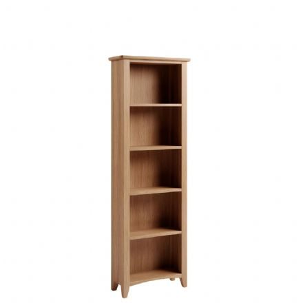 Geo Oak Large Bookcase